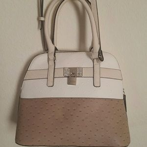 New Guess Bandon Dome Satchel